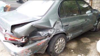 รถเก๋งชนหนักไม่ซ่อม